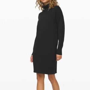 Lululemon Softer Still Cashmere Dress